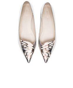 Sophia Webster | Leather Bibi Butterfly Flats