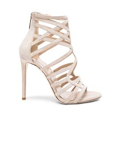 Tamara Mellon | Goddess Nappa Suede Sandals