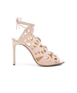 Bionda Castana | Hazel Leather Heels