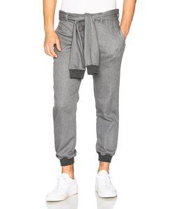 Casely-Hayford | Hottam Shirt Tie Waist Pants