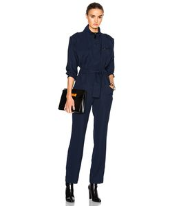 Carolina Ritzler | Belted Jumpsuit