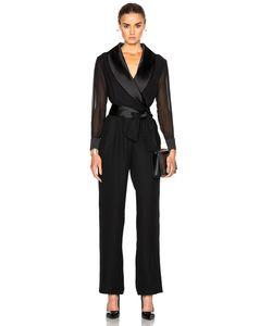 Carolina Ritzler | Sheer Sleeve Jumpsuit