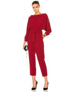 Carolina Ritzler | Zipper Sleeve Jumpsuit