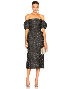 Brock Collection | Ditsy Dress