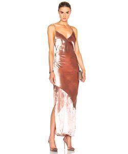 Fleur Du Mal | Velvet Slip Dress