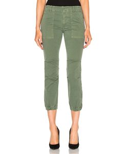 Nili Lotan | Cropped Military Pant