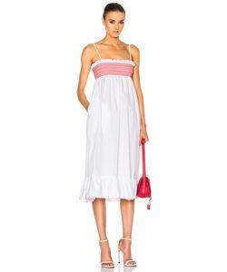 Lisa Marie Fernandez | Smocked Slip Dress