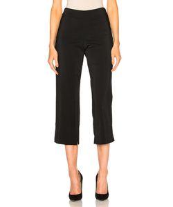 Cushnie Et Ochs | Stretch Cady Cropped Pants