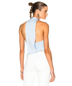 Dion Lee | For Fwrd Exclusive Shoulder Tie Loop Tank Top