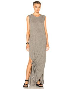 The Great | Sleeveless Knotted Dress