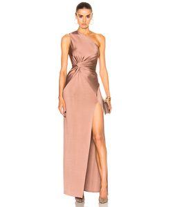 Cushnie Et Ochs | Gloss Jersey Gown