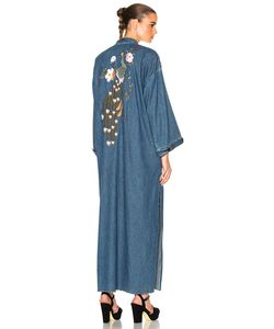 Grlfrnd | For Fwrd Samantha Long Robe