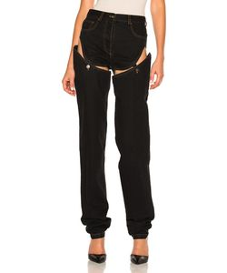 Y / Project | Straight Leg Trouser With Detachable Short