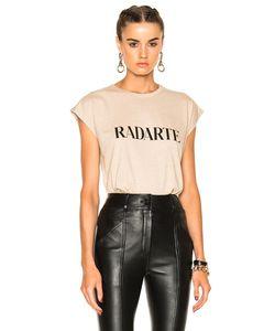 Rodarte | Radarte Slouchy Tee