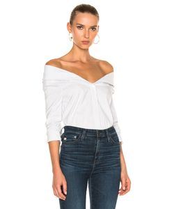 Isa Arfen | Off Shoulder Top