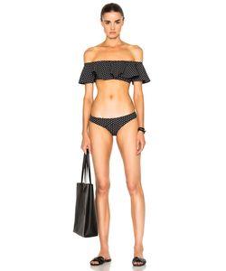 Lisa Marie Fernandez | Mira Flounce Bikini