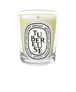 Diptyque   Tubereuse Scented Candle.