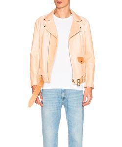Hender Scheme | Leather Jacket