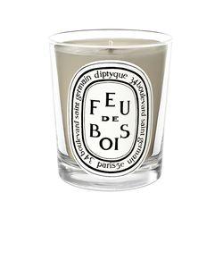 Diptyque   Feu De Bois Scented Candle.