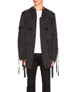 Stampd | Flex Strapped Trench