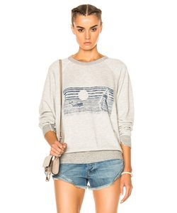 The Great | Whale Graphic College Sweatshirt