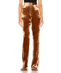 Juan Carlos Obando | Vintage Velvet Trousers