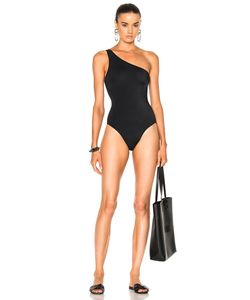 Norma Kamali | One Shoulder Mio Swimsuit