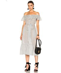 Lisa Marie Fernandez | Mira Button Down Sheer Dress