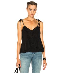 Ulla Johnson | Suzi Top In Size Also In