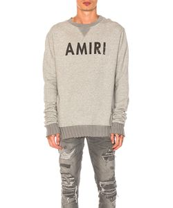 Amiri   Crewneck Sweatshirt
