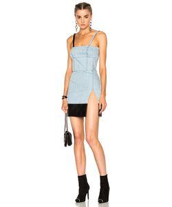 Fausto Puglisi   Woven Mini Dress