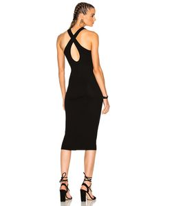 Enza Costa   Crossback Dress