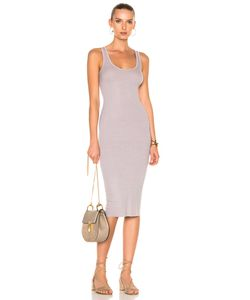 Enza Costa | Rib Tank Dress
