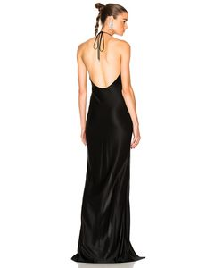 Mugler | Luxury Jersey Gown