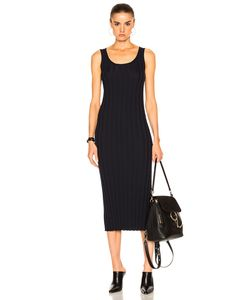 Ryan Roche | Ribbed Tank Dress