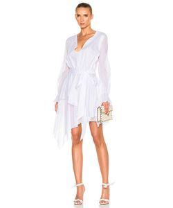 Alexandre Vauthier | Cotton Voile Dress