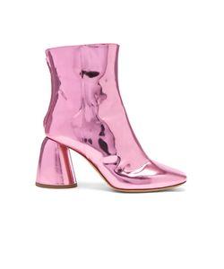 Ellery | Patent Leather Jezebels Boots