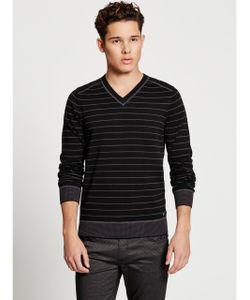 GByGUESS | Tadi Striped Sweater