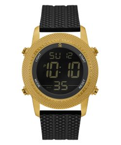 GByGUESS   And Tone Digital Watch