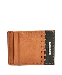 GByGUESS | Two-Tone Card Case