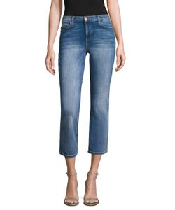 Current/Elliott | The Kick Cotton Crop Jean