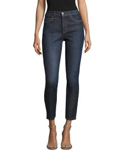 Current/Elliott | The High-Waisted Stiletto Jean
