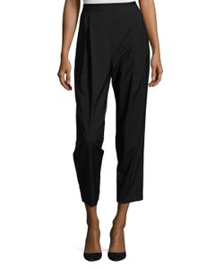Paul Smith | Side Pleat Crop Pant