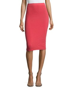 Jonathan Simkhai | Ribbed Pencil Skirt