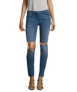3X1 | Five Pocket Mid Rise Skinny Jean