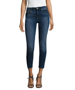 7 For All Mankind | Gwenevere Cropped Jean