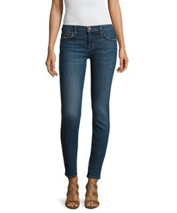 Current/Elliott | Lightly Faded Ankle Jean