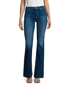 7 For All Mankind | Ali Flared Jean