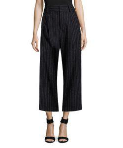 Suno | Stripe High-Rise Pant