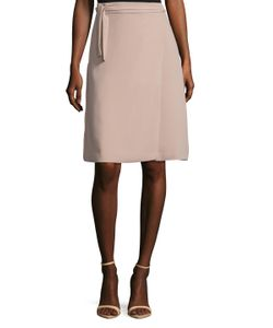 Timo Weiland | Anastasia Wrap A Line Skirt